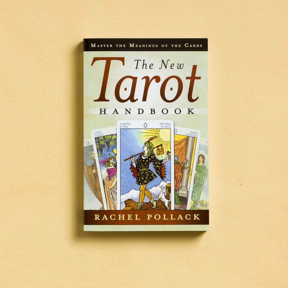 Image of The New Tarot Handbook