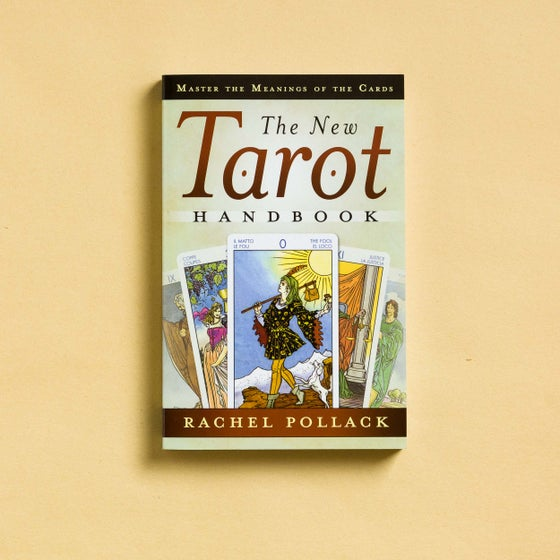 Image of The New Tarot Handbook