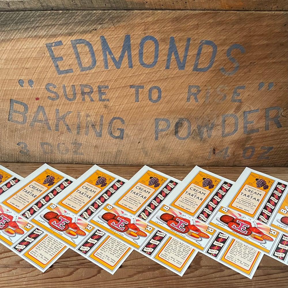 Image of Edmond's Labels (set of 6)
