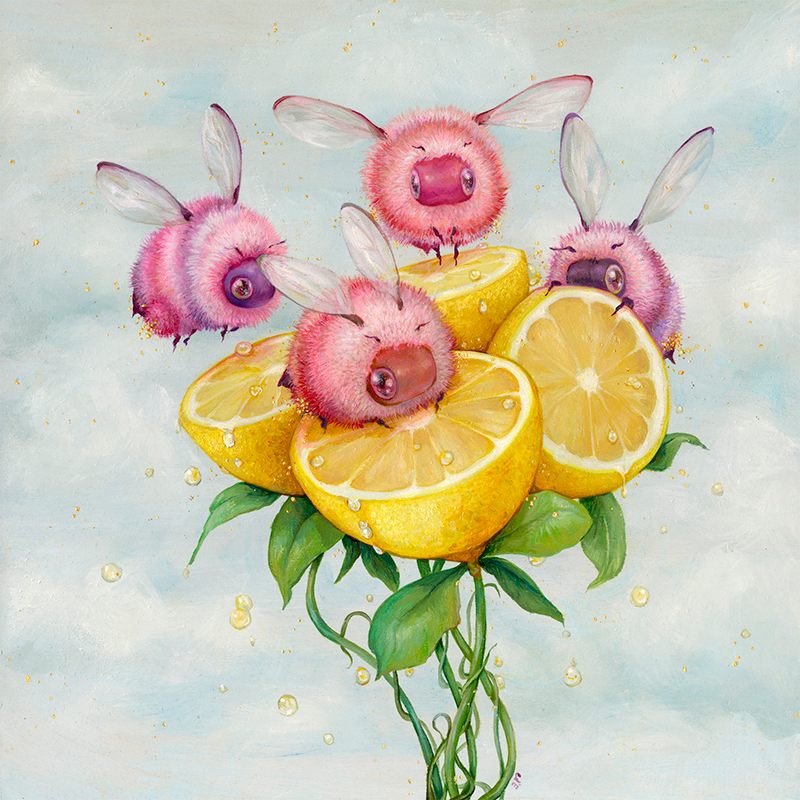 Image of Pink Lemonade - Fine Art Print