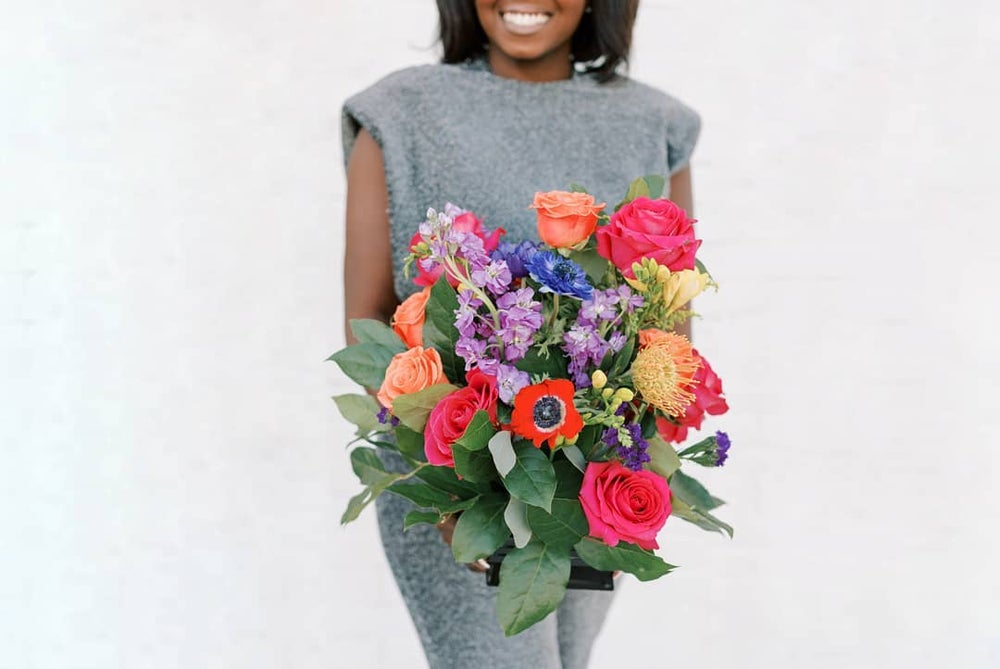 Valentine's Day Florals: The Love Story