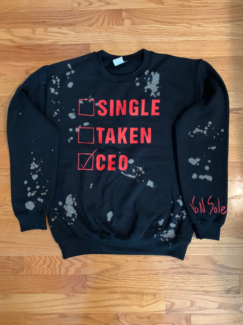 Image of CEO Remixed Crewneck