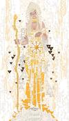 Tarot Series  - Limited Print  9.The Hermit / 隱者 塔羅牌系列 限量版畫