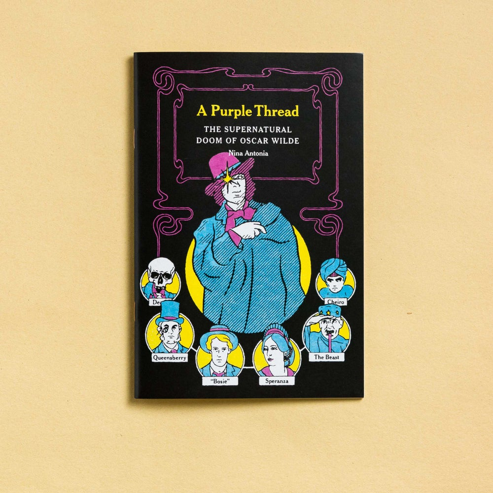 Image of The Purple Thread: The Supernatural Doom of Oscar Wilde