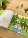 Bucky The Dino Goes Green Children's Picture Book