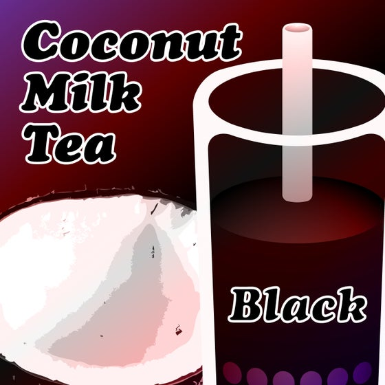 Image of Coconut Milk Tea - Black