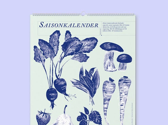 Image of KALENDER Saisonskalender