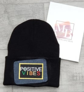 Image of Positive Vibes Beanie