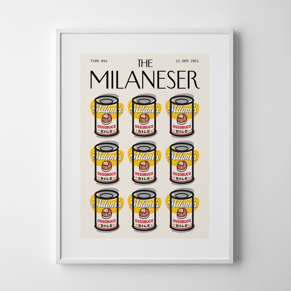 Image of The Milaneser #54