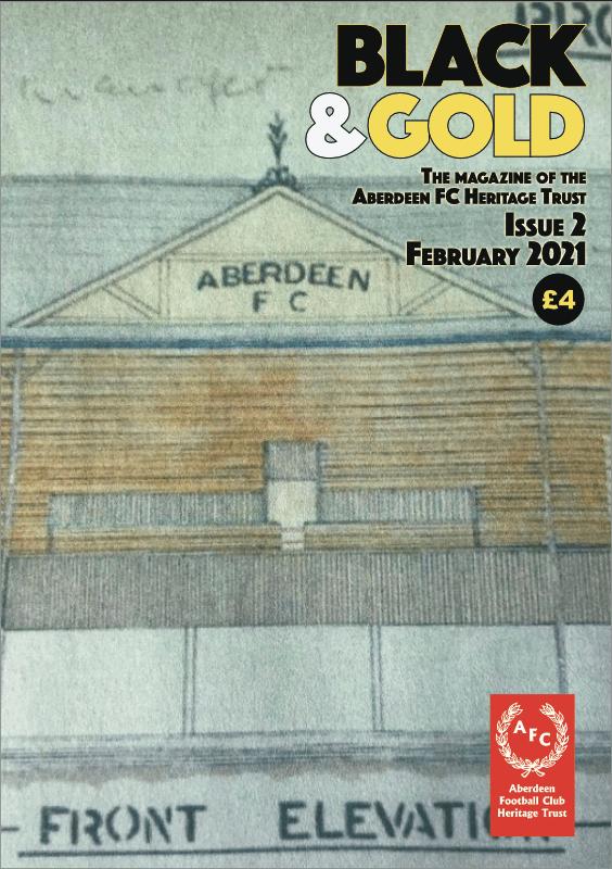 Image of Black & Gold magazine - Issue 2