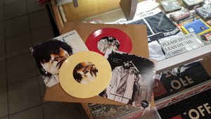"""Mark keds debut 7"""" ALL INTERNATIONAL ORDERS MUST PURCHASE AT LEAST TWO RECORDS!"""