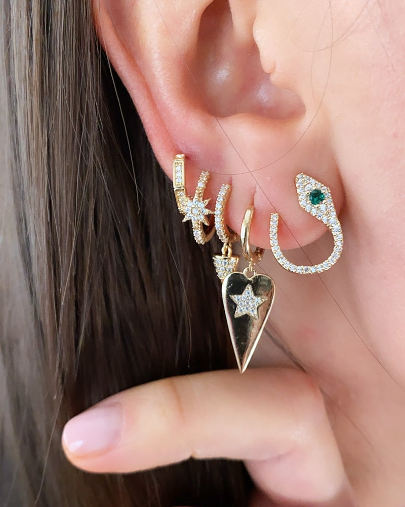 Image of EAR PARTY ACCIAIO