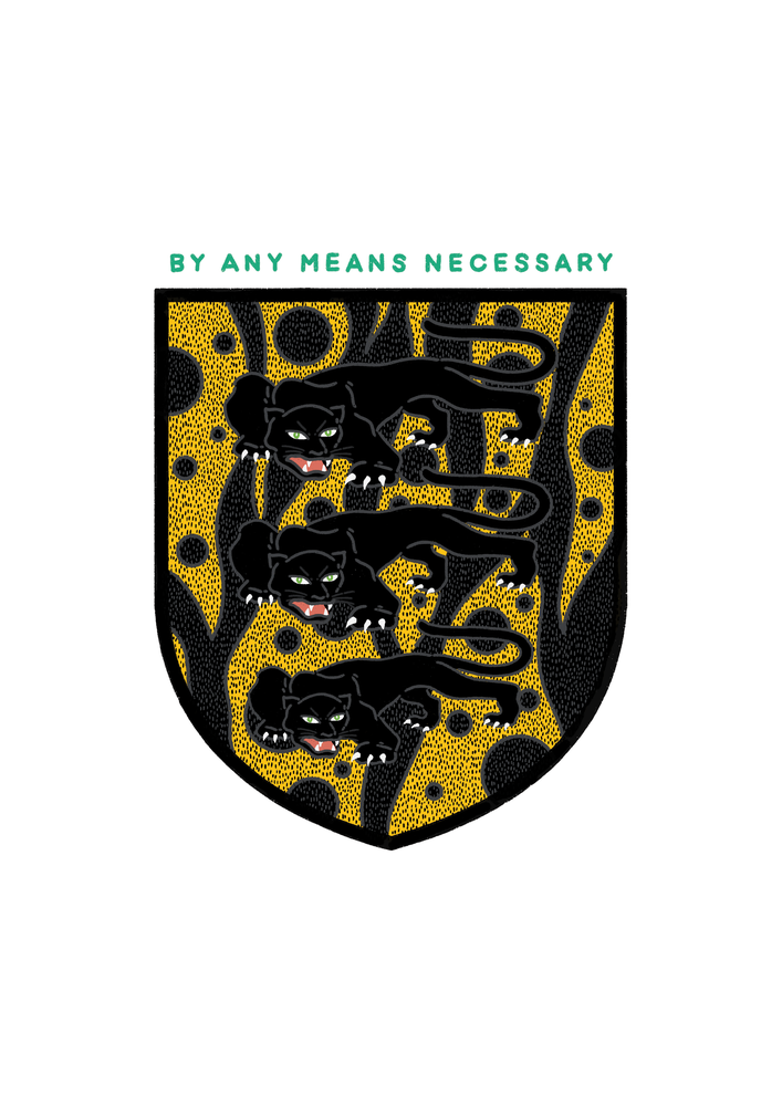 Image of Any Means Necessary Patch