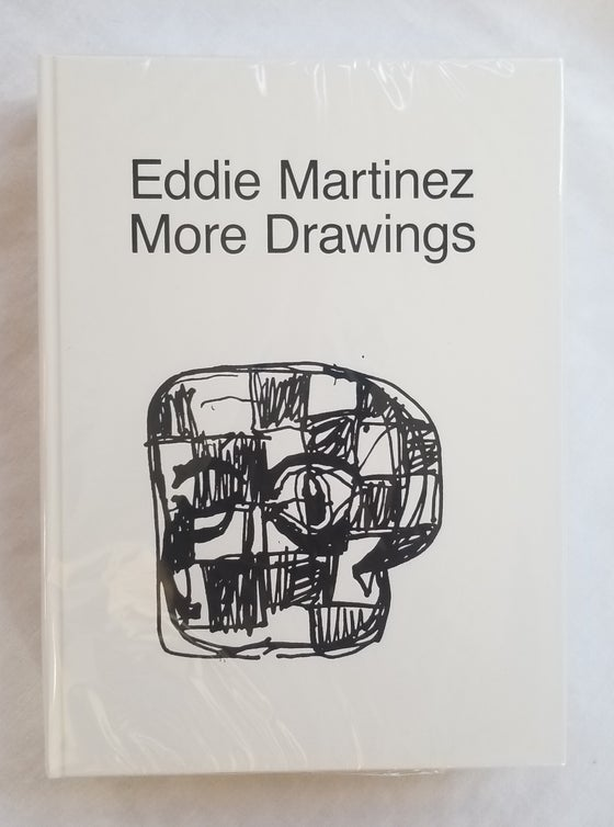 Image of Eddie Martinez More Drawings Book