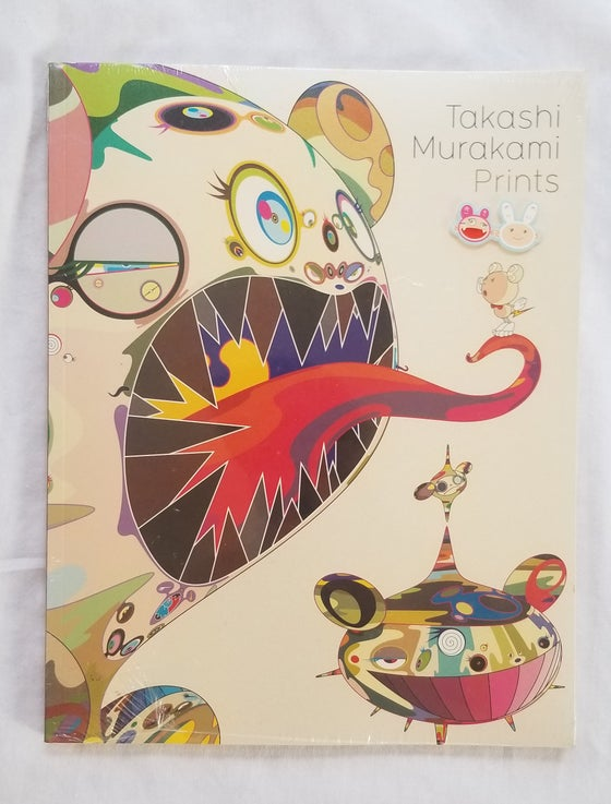 Image of TAKASHI MURAKAMI Art Illustration PRINTS by KaikaiKikiGallery