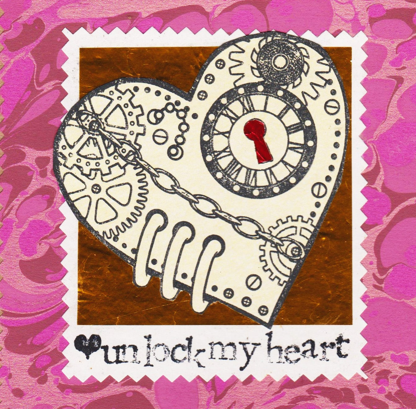 Image of unlock my heart #2534