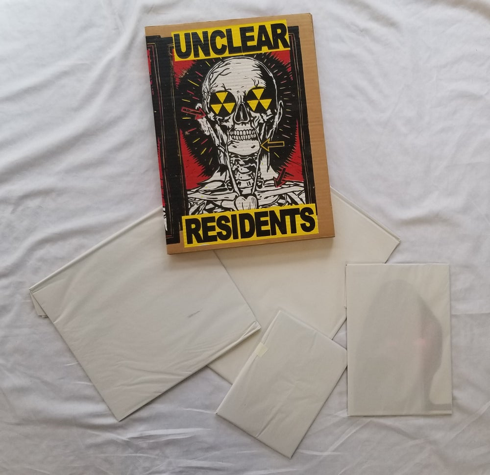 Image of Paul Insect Unclear Residents Box Set, 2010