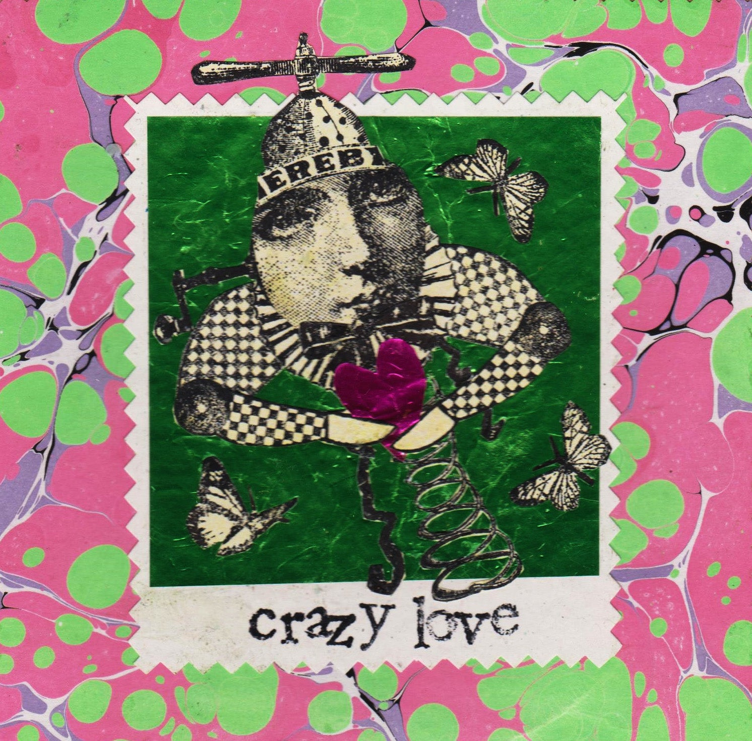 Image of Crazy Love #2535