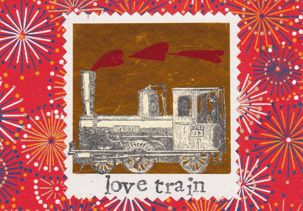 Image of Love Train #2329