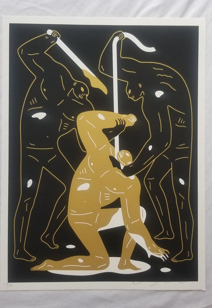 Image of Cleon Peterson Vengence to Take