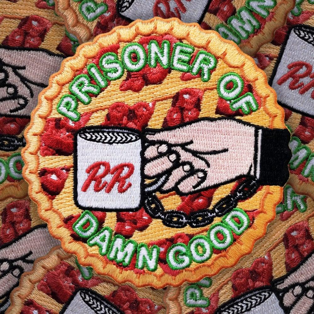 Image of Prisoner Of Damn Good patch