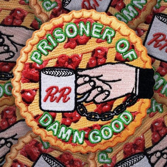 Image of Prisoner Of Damn Good patch