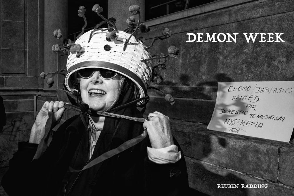 Image of DEMON WEEK: Limited Edition Zine