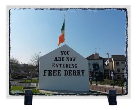 Free Derry Slate