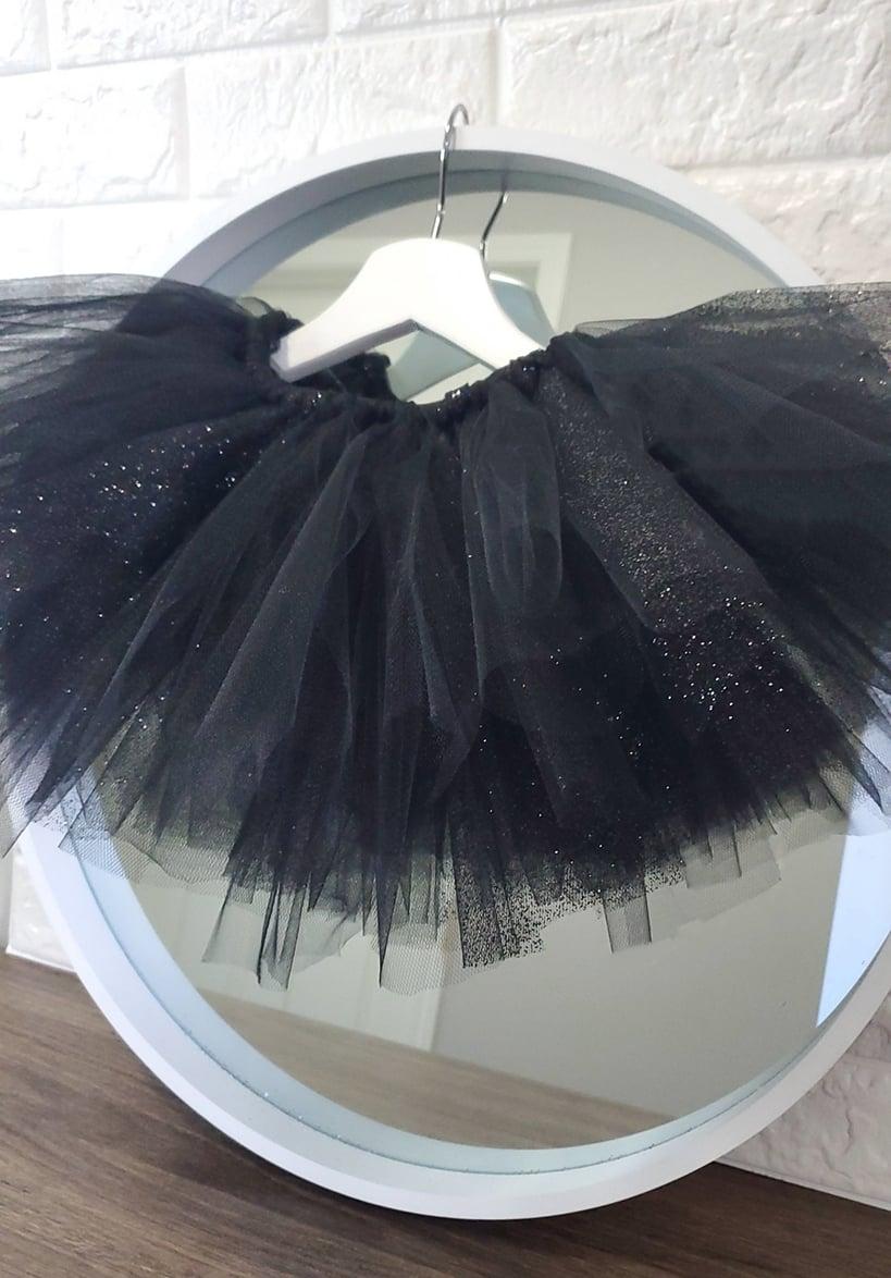 Image of Black swan tutu