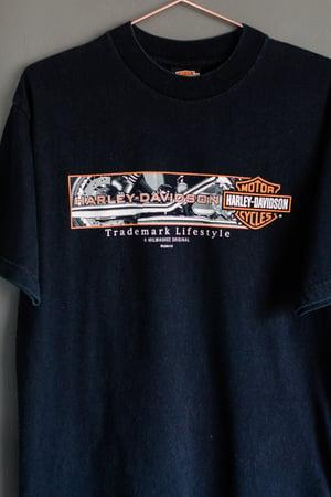 Image of 00's Harley Davidson Wisconsin Tee