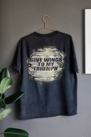 Image of 2006 Hatebreed 'Give Wings to my Triumph' tee