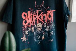 Image of 2010 Slipknot U.S Tour Tee