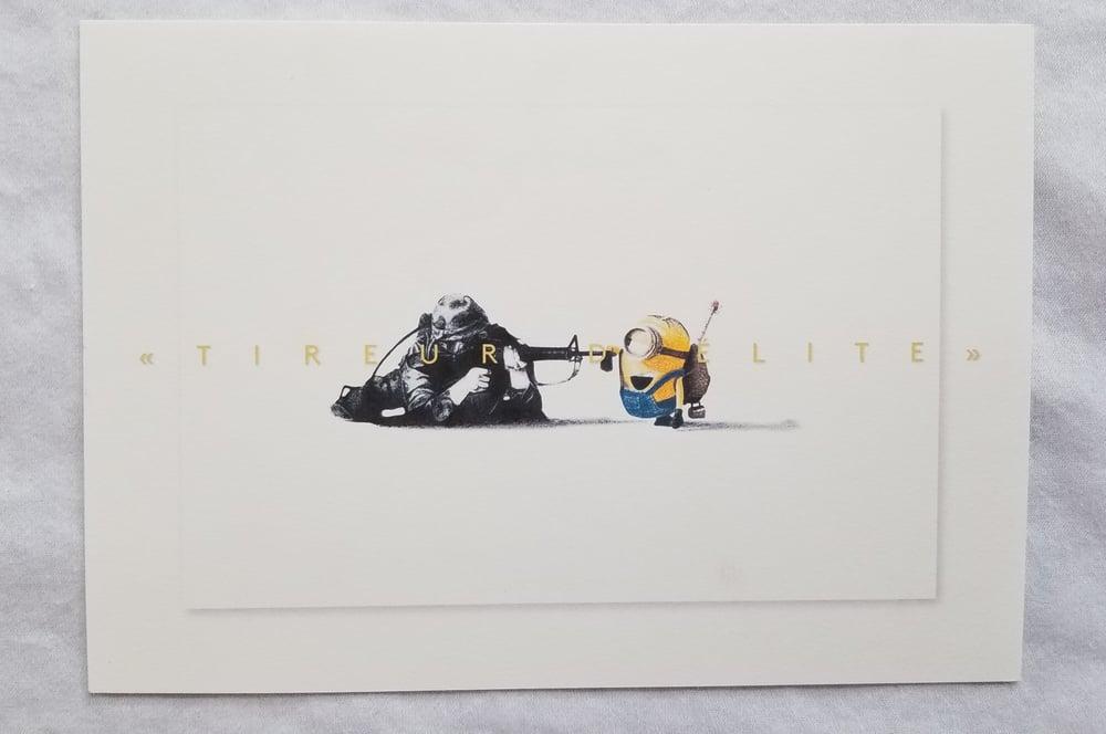 Image of Murmure street Sniper Print