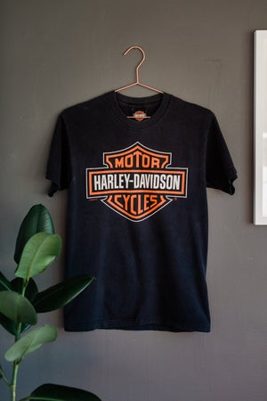 Image of 00's Harley Davidson Route 43 Tee