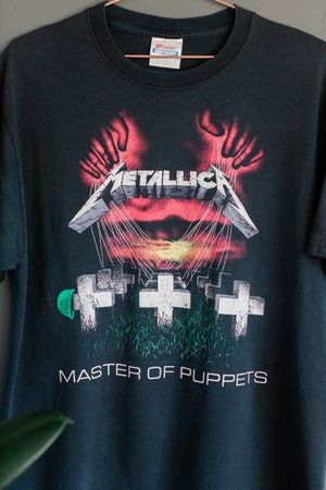 Image of 00's Metallica 'Master Of Puppets'