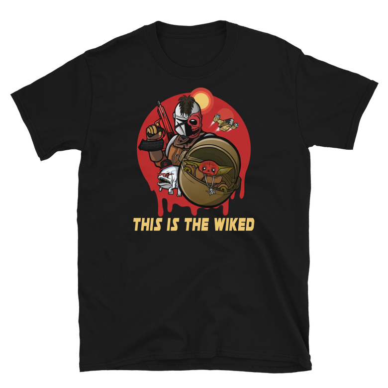 Image of THIS IS THE WIKED T-Shirt (Short Sleeve)