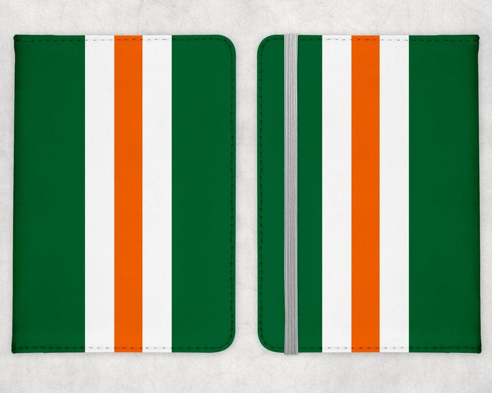 Celtic Ultras Style Passport Cover