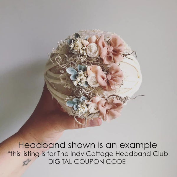 Image of The Indy Cottage 50% off Headband Club