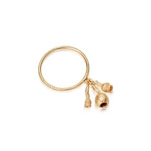 Image of Gumnut Stacker Ring
