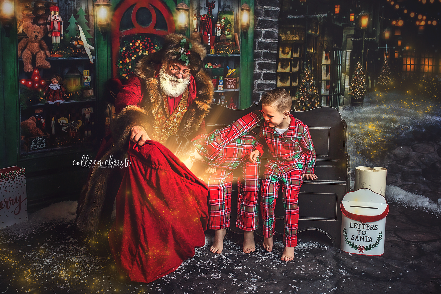 Image of The Santa Experience Photographers Workshop