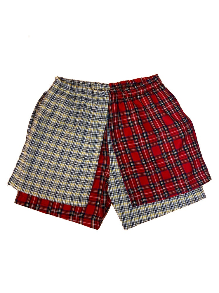 Image of PUNK SKORT SHORT