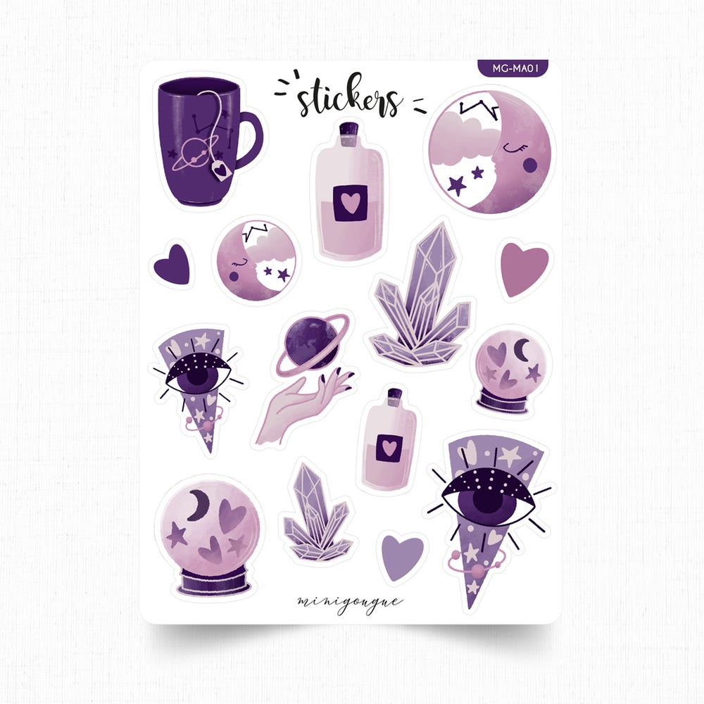 Image of Stickers - Magie