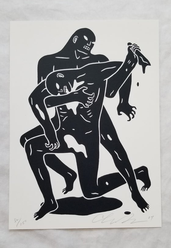 Image of Cleon Peterson  Night has Come