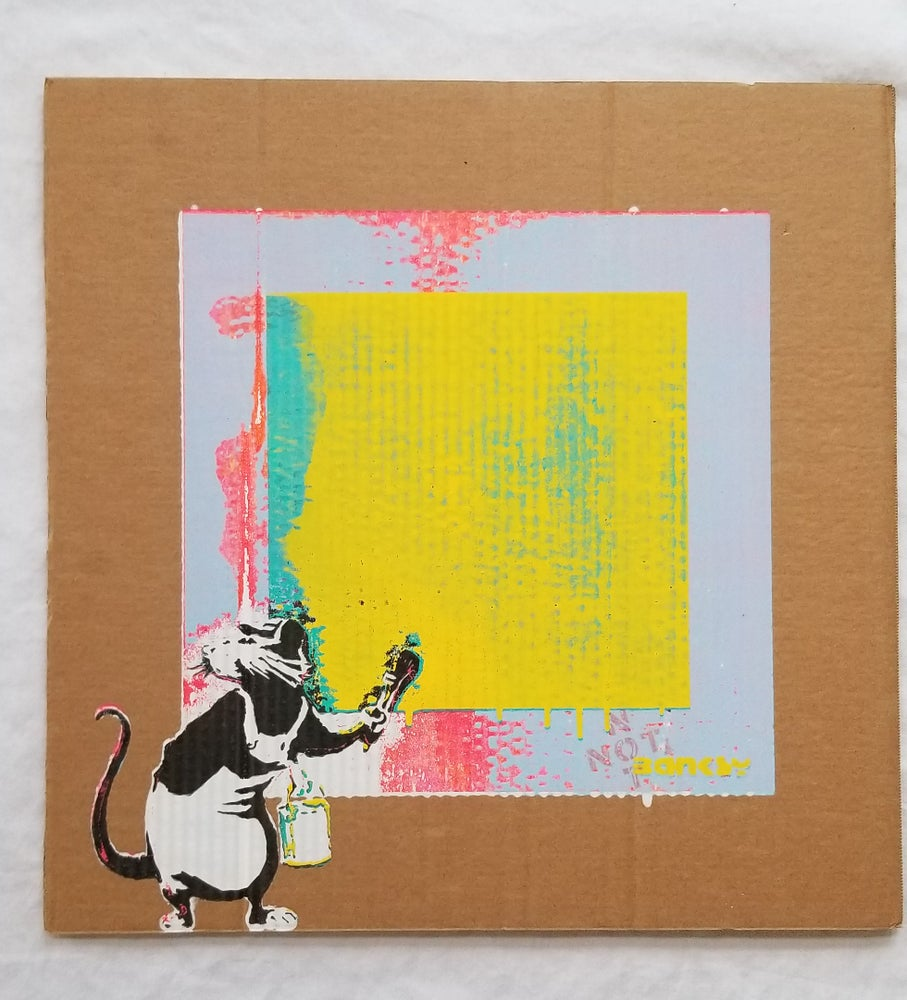 Image of Not Not Banksy L13
