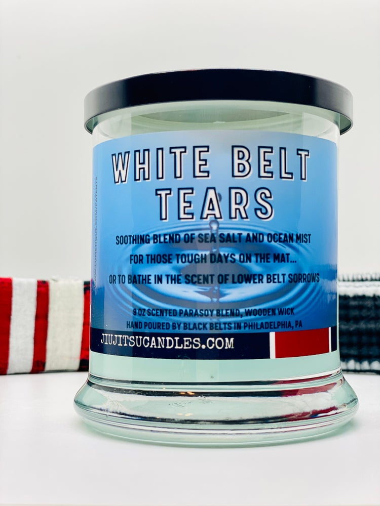 Image of White Belt Tears