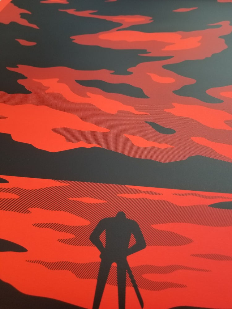 Image of Cleon Peterson The Sublime (red)