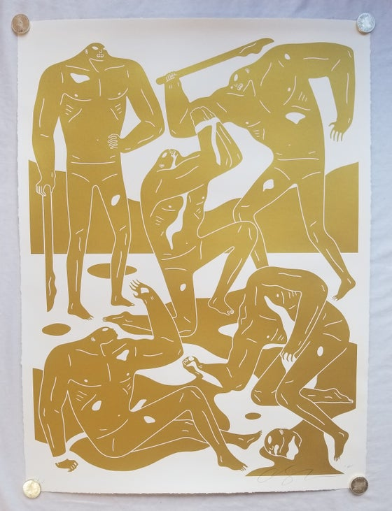Image of CLEON PETERSON MERCENARIES - WHITE