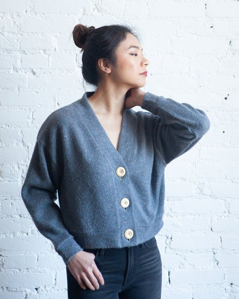 Image of MARLO SWEATER SZ 0-18 (PDF)