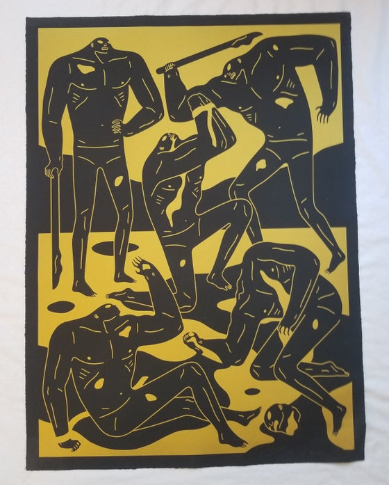 Image of Cleon Peterson MERCENARIES (BLACK) 2