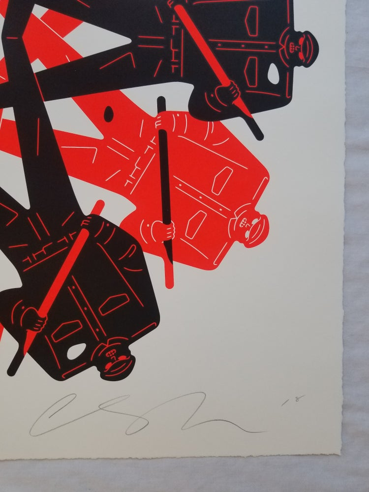 Image of Cleon Peterson - Rule of Law White